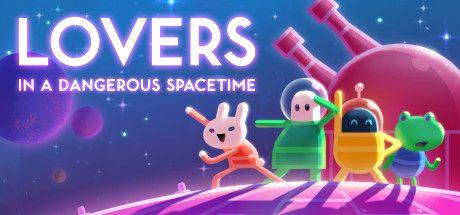 Lovers in a Dangerous Spacetime в Steam