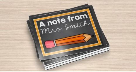 Why you should send positive notes home (with a free template)