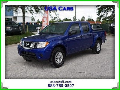 awesome 2015 Nissan Frontier SV Crew Cab 2WD LWB - For Sale