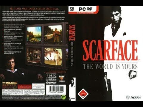 Scarface - The world is Yours pc game free Download