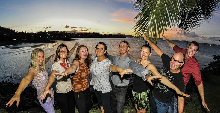 Travel writers fly in on first Sydney flight - EIGHT #travel writers arrived in the region on last Tuesday's inaugural #Sydney to Proserpine Tigerair #flight and were shown the sights by Whitsundays #Marketing and Development Limited (WMDL).