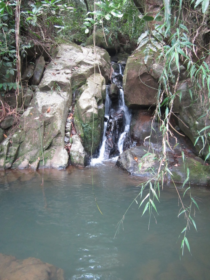 Part of Pance river (This part of the river does not have public access)  Pance/Cali- Valle (Colombia)