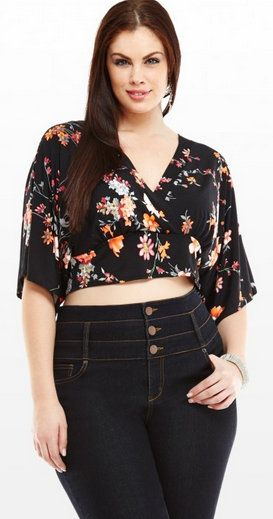 cheesepurp.com plus size crop top (14) #cuteplus