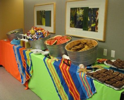 7 best Beach themed office party images on Pinterest
