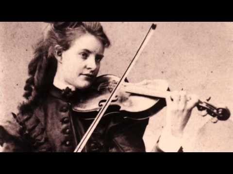 Amanda Maier-Röntgen: Violin Concerto (1875) – Radio Broadcast