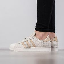 SCARPE DONNA/JUNIOR SNEAKERS ADIDAS SUPERSTAR FASHION J [BB2525]