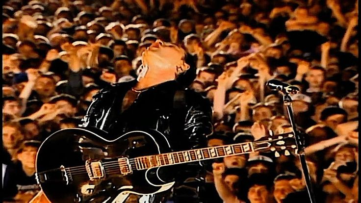 U2 - STAY (FARAWAY, SO CLOSE!) - Zoo TV Live From Sydney 1993 [HD]