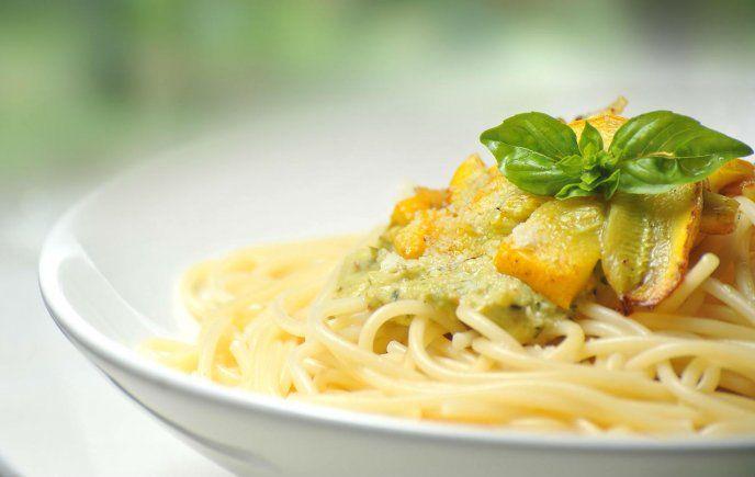 Spaguetti blanco