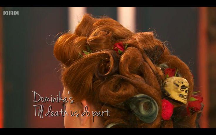 'Hair' BBC3. Genius lady.