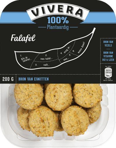 Vivera Falafel #vegan