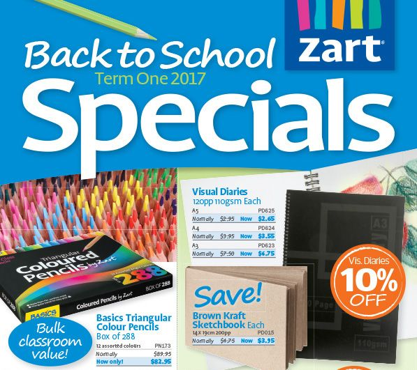 Essential back to school items, all in one place!