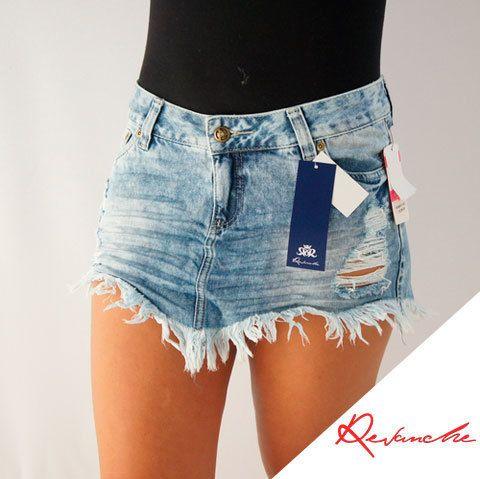 Saia Jeans desfiado Revanche , Maravilhosa Meninas ;)    Compre pelo site www.lojas22k.com.br  Whatss (15 ) 99797-7074  Siga a loja www.facebook.com/lojas22K