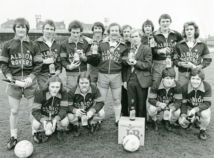 Albion Rovers late 70s