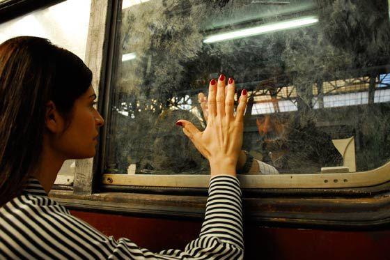 Irene M. Hastings (Soledad Villamil) en la película argentina - el Secreto de sus Ojos. -one of the best movies I have ever seen
