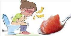 1 Sola cucharadita: y vacía mas de 9 kilos de desechos (heces fecales) vacía tu abdomen