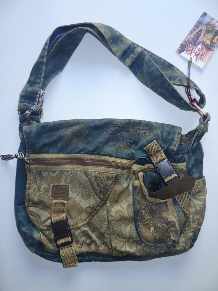 Old Cotton Cargo Bag - BAG#5 (56,- €)