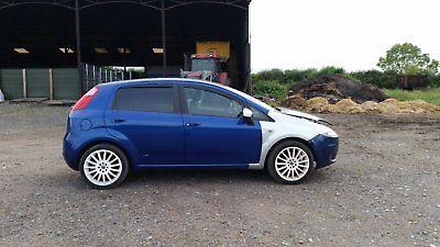 eBay: 2007 fiat punto sporting starts and drives spares or repair #carparts #carrepair