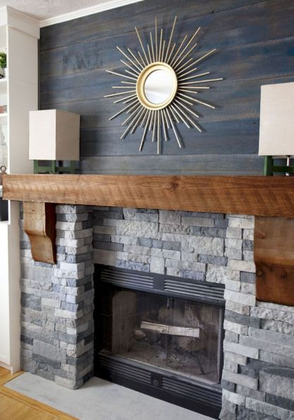 41 Beautiful Fireplace Decor Ideas For Your Living Room Decoomo