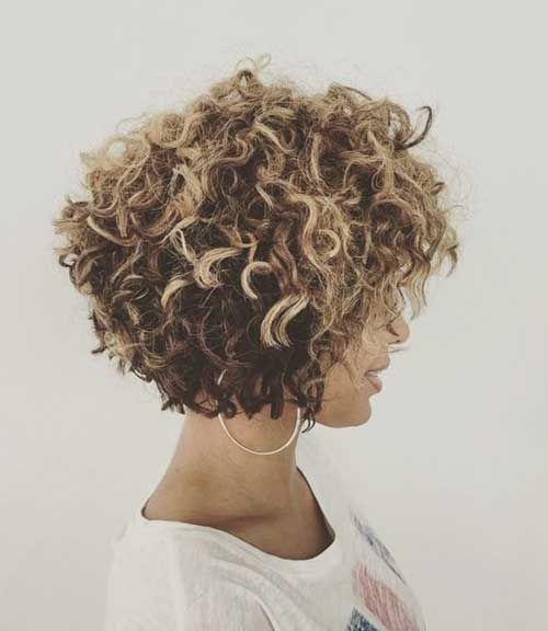 Best Haircut Ideas for Short Curly Hair - Love this Hair