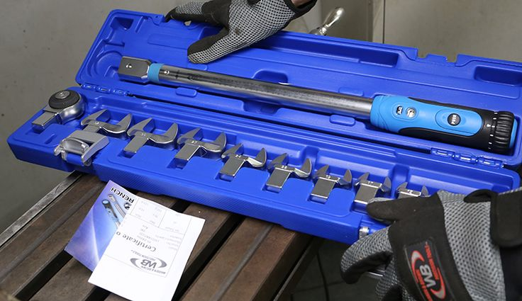 How to choose the right torque wrench