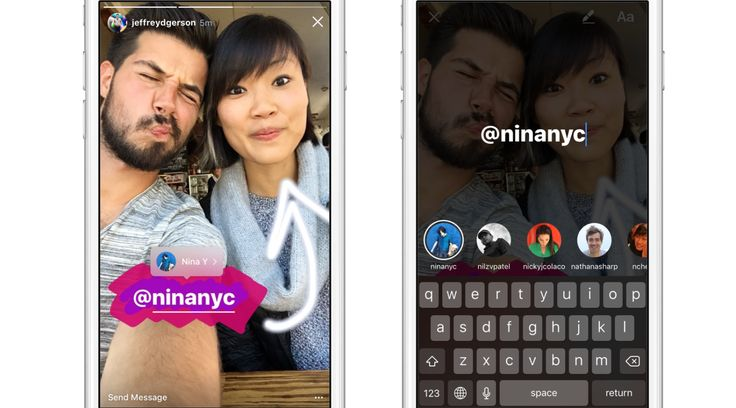 Update to Instagram Stories lets users tag other users add website links and Boomerang videos http://thenextweb.com/apps/2016/11/10/instagram-stories-update/
