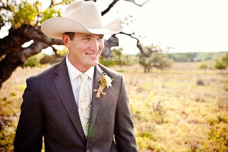 Google Image Result for http://www.bendthelightblog.com/wp-content/uploads/2012/04/19-cowboy-groom-boutonniere-wedding-cowboy-boots-hat-pics-photos-riven-rock-ranch.jpg