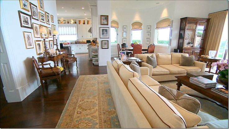 Yolanda Foster's Malibu Mansion - Take the tour! #CelebrityHome #RHBH