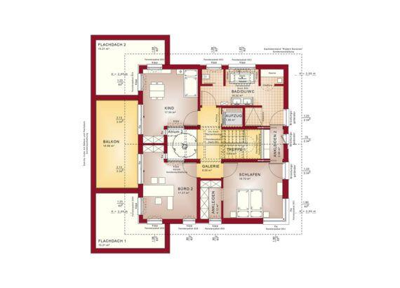 Concept M 210 Bien Zenker Hausbaudirekt Modern House Design House Layout Plans House Design