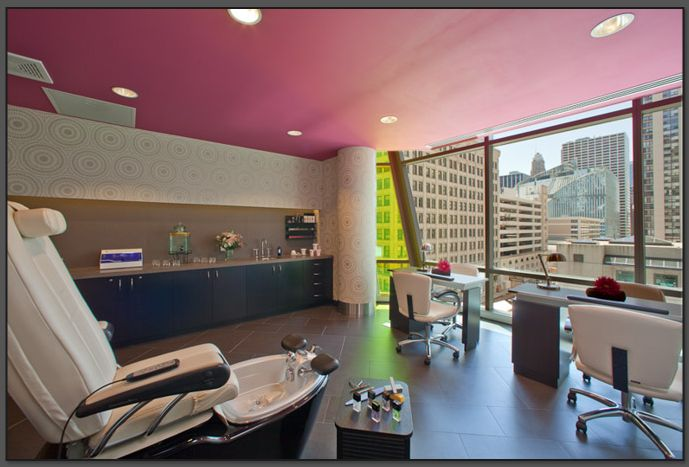 1000 images about spa thewit on pinterest manicure and for Boutique hotels chicago loop