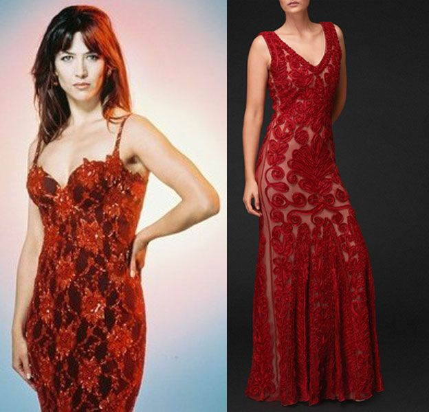 bond girl casino royale dress