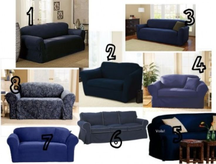 Best 25+ Navy blue couches ideas on Pinterest | Light blue ...