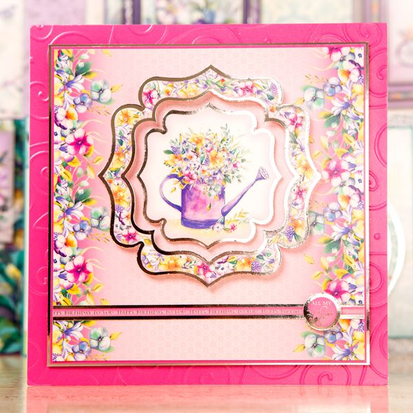 Hunkydory Ultimate Touch of Shimmer 144 Piece Collection- Includes Card Collection, Inserts and Speciality Paper Pad (141892) | Create and Craft
