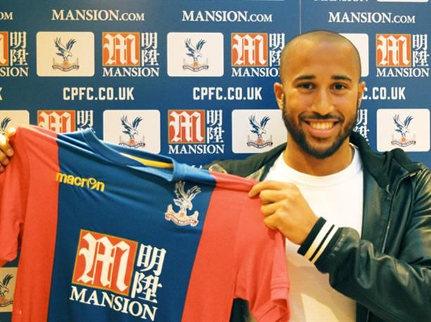 Our first signing of the summer with England winger Andros Townsend putting pen to paper on a five-year-deal for a fee of £13 million.