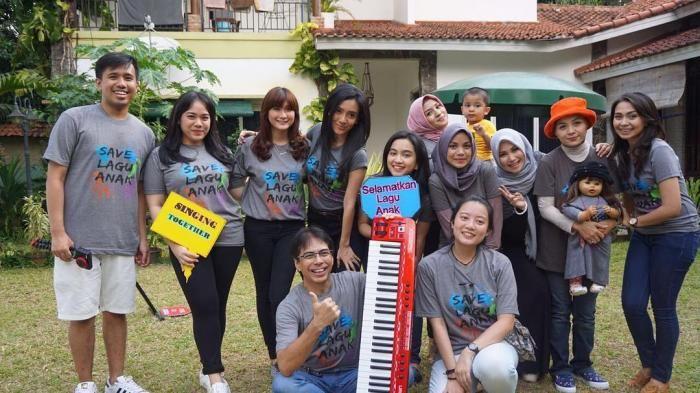 Joshua Suherman - Reuni Mantan Penyanyi Cilik Bakal Ramaikan Jagad Hiburan Anak-anak