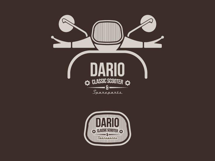 Logo Dario Classic Scooter & Spareparts... Enjoy!