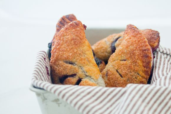 blueberry handpie recipe