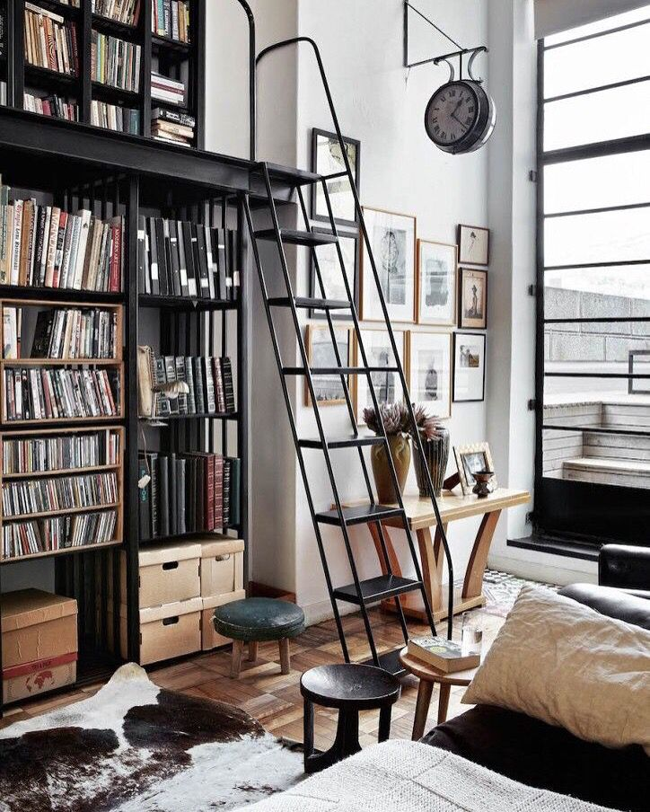37 Home Library Design Ideas With A Jay Dropping Visual: Best 25+ Personal Library Ideas On Pinterest