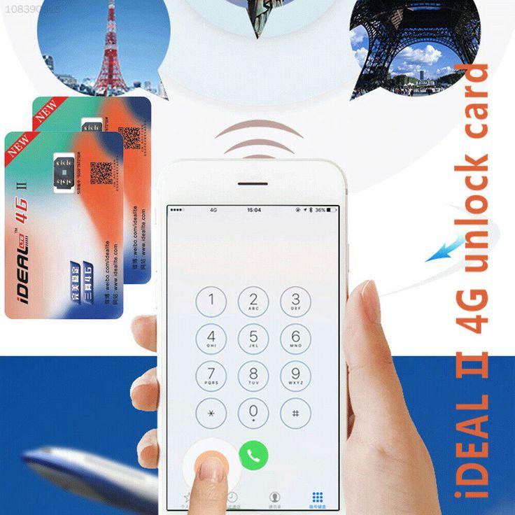 Ebay Sponsored Bbd2 Entsperren Turbo Sim Karte Ideal Ii 4g Smartphone Highspeed Fur Ios Sim Karte Smartphone Iphone