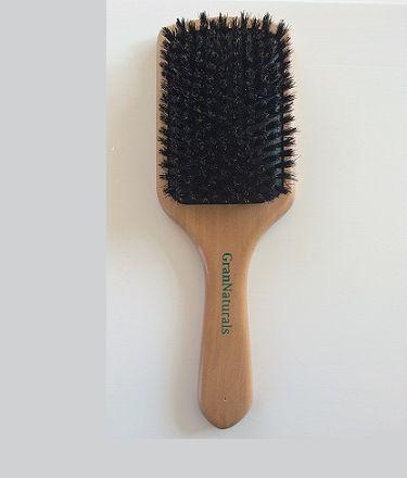 Win a GranNaturals Boar Bristle Hair Brush (25 Winners) enter..http://virl.io/ZmsSTsz  ENDS 1/18