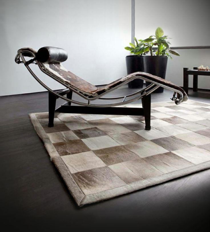 mooi uniek #tapijt van #dierenhuid