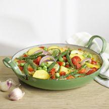 Bunte Frittata mit Gemüse