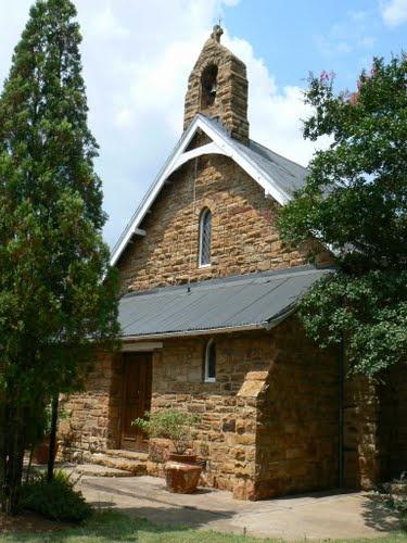 Cullinan Anglican Church. Perfect wedding chapel.