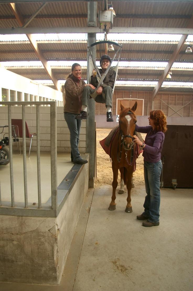 onbeperkt paardrijden voor ieder kind!