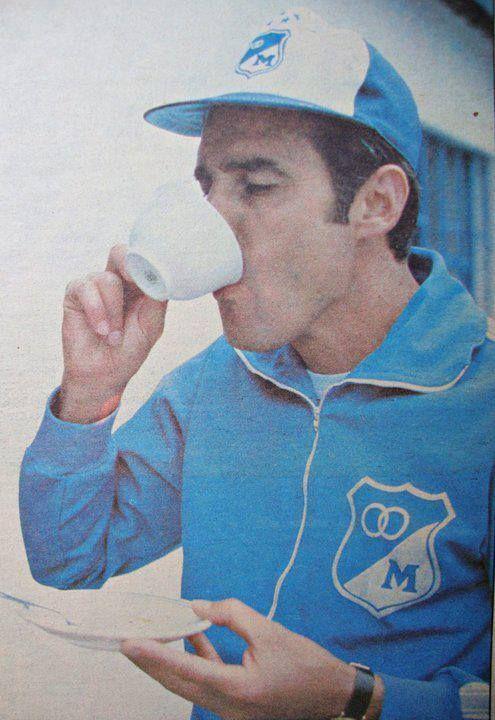 JOSÉ TEXEIRA ex-DT #Millonarios
