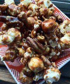 Gluten-Free Maple Pecan Popcorn: Snacks for the most sensitive eater
