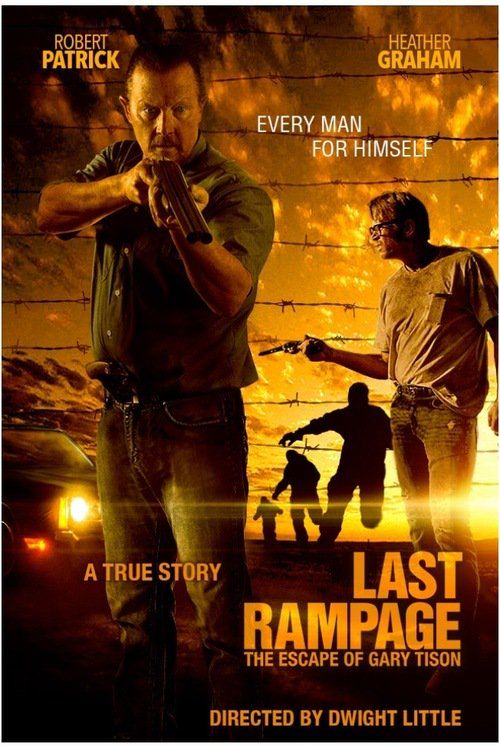 Last Rampage: The Escape of Gary Tison Full Movie Online 2017