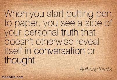 essay on truth