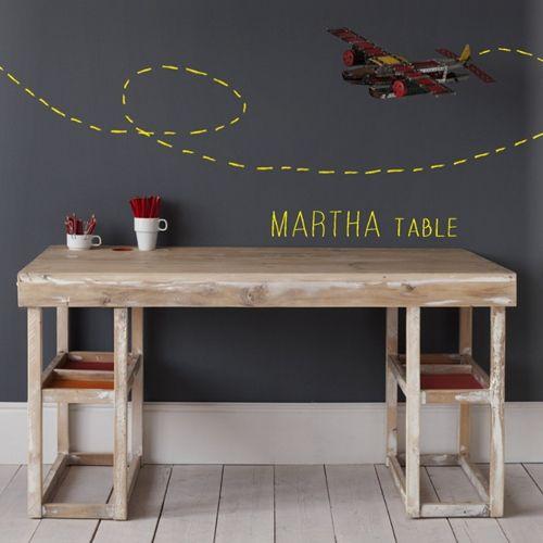 mesa vintage escritorio niños Muebles infantiles... Nueva tienda online xo in my room
