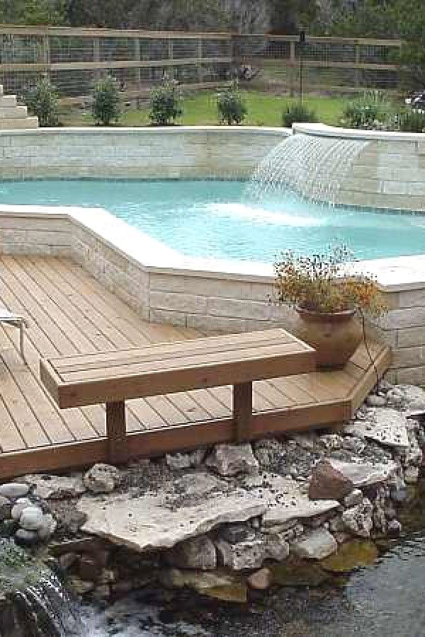 Easy DIY Wood Deck Plans you might consider for your outdoor space