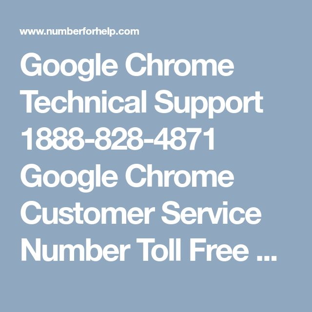 Google Chrome Technical Support 1888-828-4871 Google Chrome Customer Service Number Toll Free Google Chrome Technical Support Phone Number provides every user the best way to fix their problems. Whenever you will dial Google Chrome toll free number, the highly skilled technical executives will get in touch with you so that you can fix all of your Google Chrome problems in an easy way. Meanwhile, along with guiding you by providing the step-by-step tutorials, they also help the users to take…
